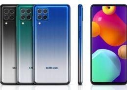 Galaxy M62 chính thức ra mắt