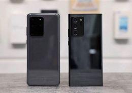 Galaxy S20 và Note 20 tiếp tục được nhận thêm các tính năng camera khác của Galaxy S21