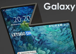 Samsung đang phát triển smartphone gập 2 lần