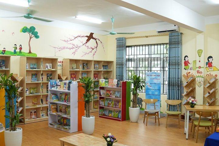 Samsung Electronics Việt Nam trao tặng thư viện thông minh trị giá 200 triệu đồng tại Bắc Ninh