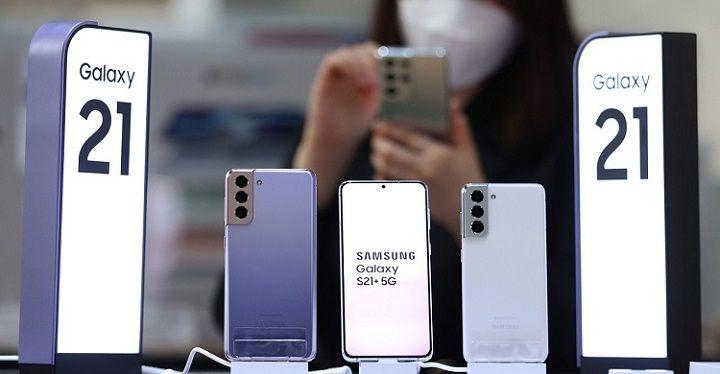 Samsung lại vượt mặt Apple, trở thành nhà sản xuất smartphone số 1 thế giới