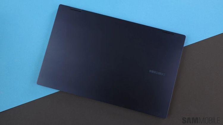Trên tay Galaxy Book Pro 360