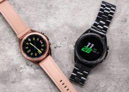 Thêm bằng chứng cho thấy Galaxy Watch 4 và Galaxy Watch Active 4 sẽ chạy Wear OS