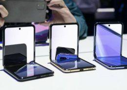 Samsung chiếm tới 87% thị phần smartphone màn hình gập trong năm 2020