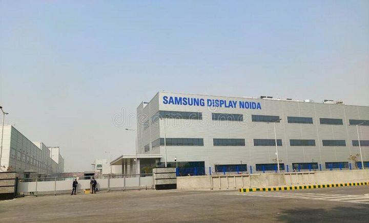 Samsung Display bắt đầu sản xuất màn hình smartphone tại Ấn Độ
