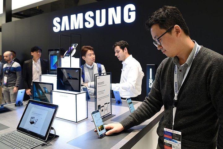 Samsung mở rộng sự thống trị trên thị trường bộ nhớ điện thoại thông minh