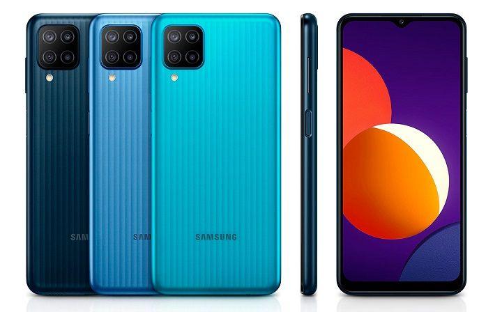 Samsung Việt Nam ra mắt Galaxy M12: pin lớn, màn hình 90 Hz, giá 3,5 triệu đồng