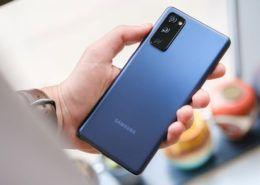 Galaxy S20 FE phiên bản Snapdragon