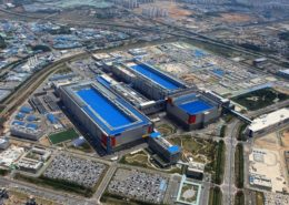 Nhà máy chip Samsung