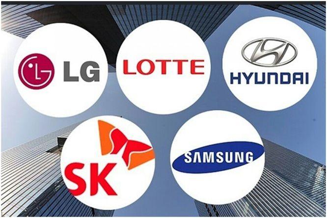 """Những tập đoàn """"chaebol"""" quyền lực khác của Hàn Quốc"""