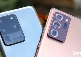 Galaxy S20 và Note 20