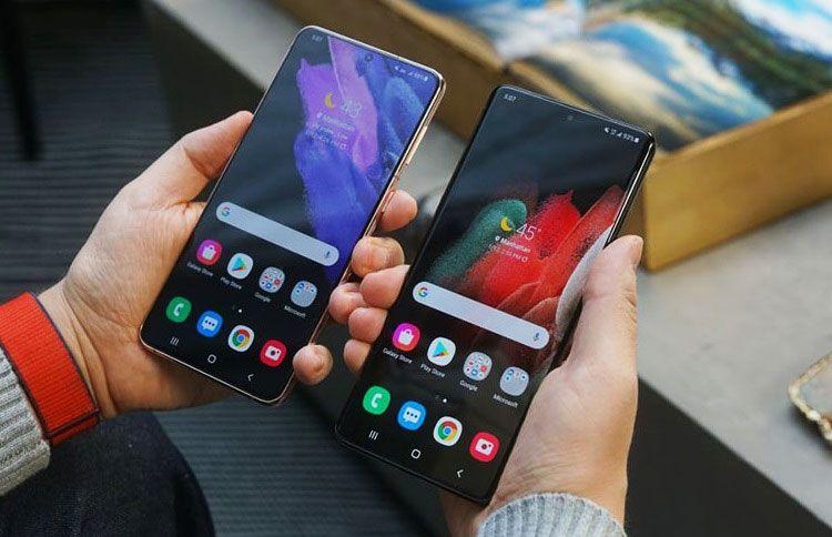 Tôi thích Galaxy S21+ hơn Galaxy S21 Ultra