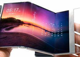 Màn hình gập Samsung