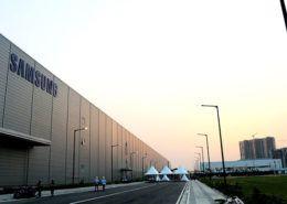 Nhà máy Samsung Ấn Độ