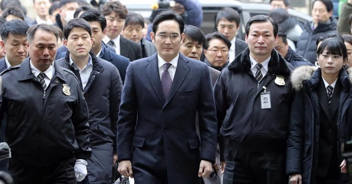 Thái tử Samsung