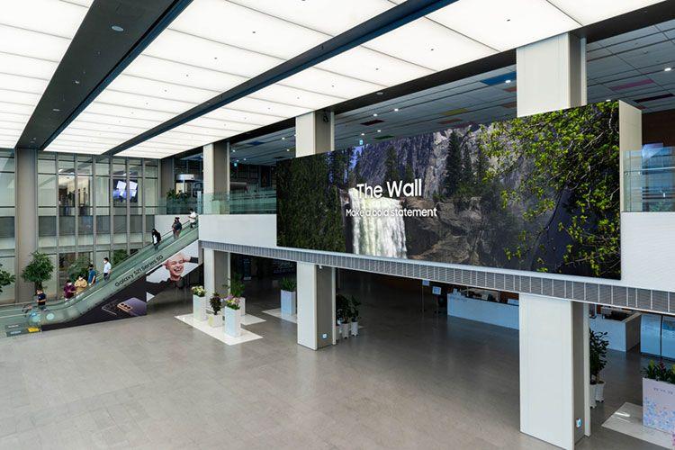 TV Samsung The Wall 2021