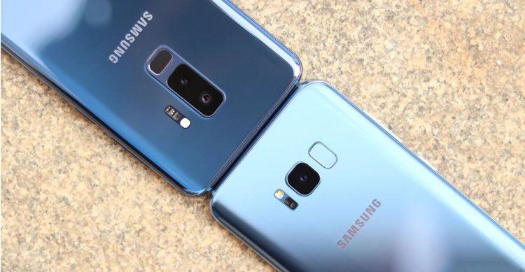 Galaxy S8 và Galaxy S8 Plus