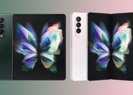 Hình nền Galaxy Z Fold 3 và Galaxy Z Flip 3