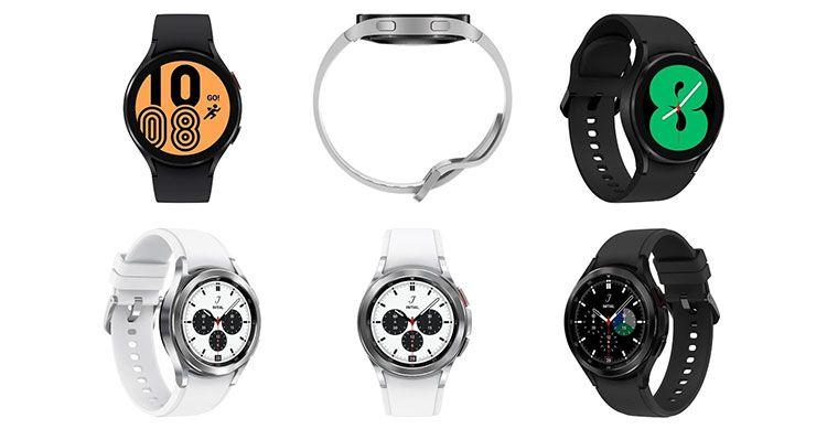 Galaxy Watch 4 và Galaxy Watch 4 Classic