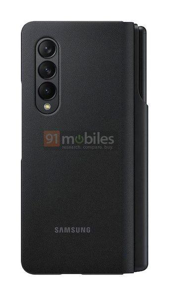 Galaxy Z Fold 3 S Pen Case