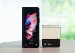 Galaxy Z Fold 3 5G và Z Flip 3 5G