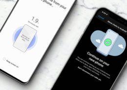 Cách chuyển dữ liệu WhatsApp từ iPhone sang thiết bị Galaxy