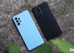 Galaxy A52 và Galaxy A72