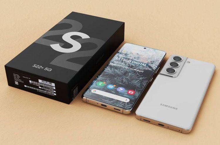 Galaxy S22 Plus