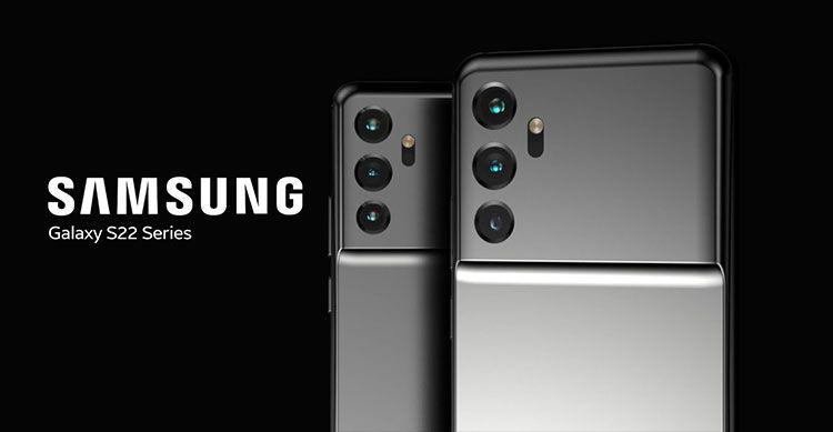 Galaxy S22 Series Concept