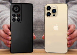 Galaxy S22 Ultra vs iPhone 13 Pro Max