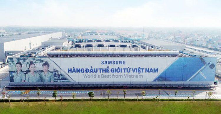 Samsung Electronics Thai Nguyen