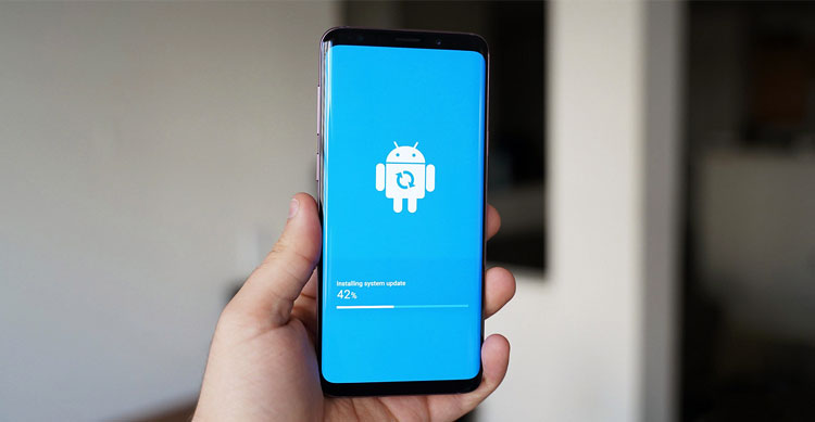 Galaxy S9 Update