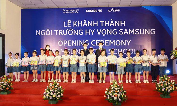 Trường học hy vọng Samsung