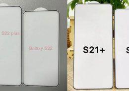 Kính bảo vệ Galaxy S22